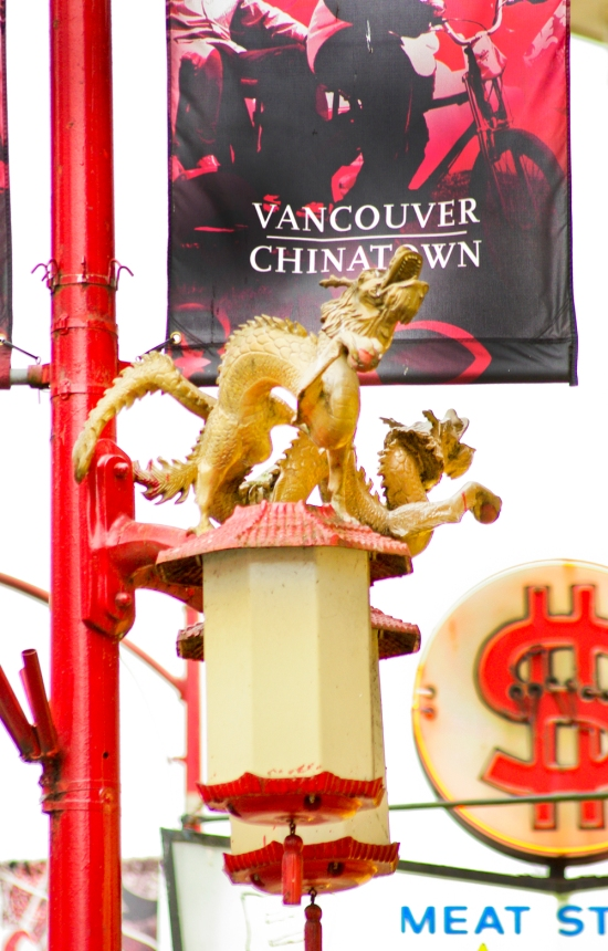 Vancouver's Chinatown District