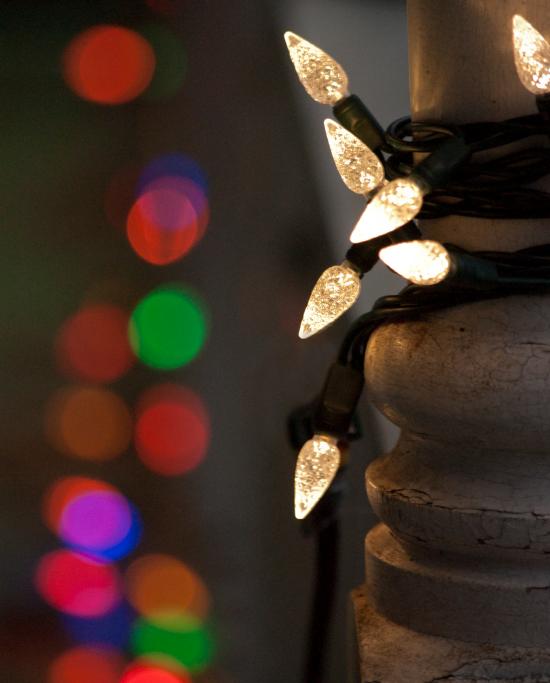 christmaslightsbokeh