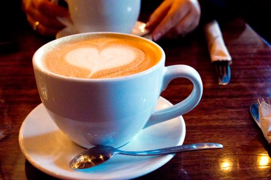 LAVENDER COFFEE