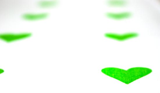 GREEN HEARTS WHITEN