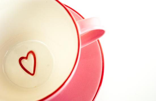 VALENTINE TEA CUP 2