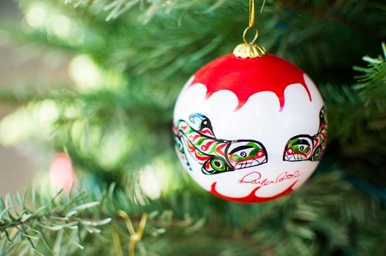 ABORIGINAL CHRISTMAS BALL 2_150DPI